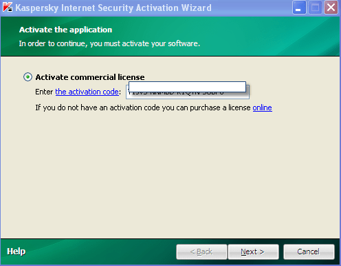 How to activate Kaspersky license using a keyfile
