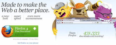 Firefox 4 final download 480x188 - Firefox 4 final released with 431,333 downloads and counting