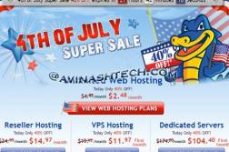 Hostgator 40% OFF, today Only. starts with just 2.48$ 5