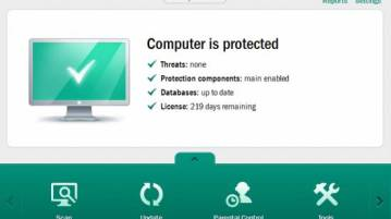 How to reset password for Kaspersky Internet security and Kaspersky Antivirus 2
