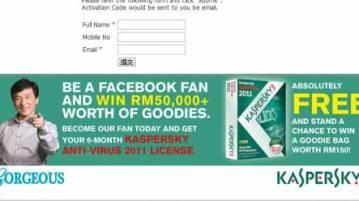 Kaspersky License1 480x248 - Free Kaspersky Antivirus 2011 license key for 6 months