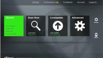 Norton Antivirus 2013 - Download Norton Antivirus 2013 beta with Windows 8 and Metro support