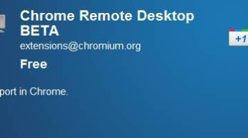 Remotely access another computer through Chrome browser or Chromebook 8