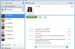 Skype 5.5 with deeper facebook integration released 2