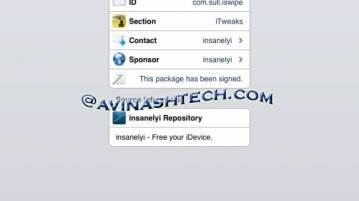 Install Swype on iPhone, iPad on iOS 5 [Jailbreak cydia App] 9