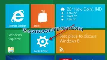 How to enable Hibernate  option in Windows 8 8