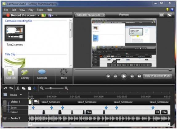 Camtasia: Screen Recording software License key Giveaway