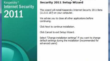 Review: Kaspersky Internet Security 2011 beta and Direct Download link 10