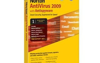 Norton AntiVirus 2009 90-Day OEM Version Download 2