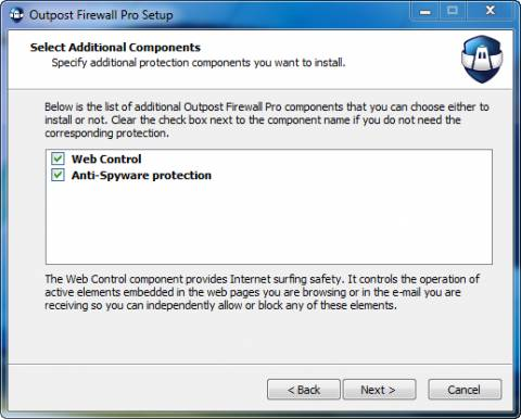 Review: Outpost Firewall and Giveaway of 1 year Genuine Licenses