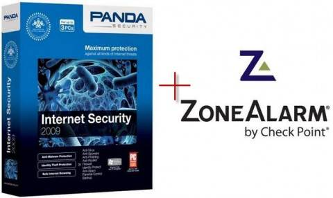A small Giveaway : Panda Internet Security and ZoneAlarm Pro Licenses