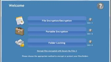 [Giveaway+ Review] Encrypt and Secure Files, Folders, Removable Disks with Secure My Files 4