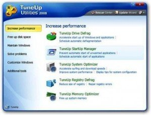 Download TuneUp Utilities 2008 Genuine License Key