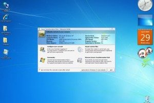XP to Windows 7 with Windows 7 transformation pack 9