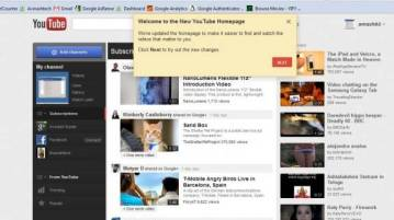 How to enable brand new YouTube Design 7
