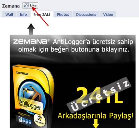 Download Zemana AntiLogger 1 year license key for Free