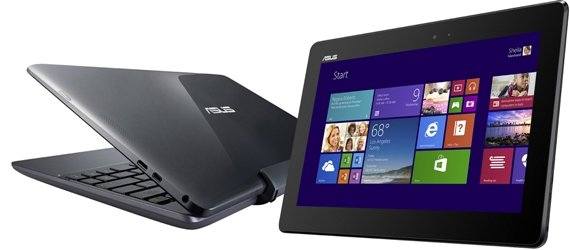 ASUS Transformer T100 - ASUS launches Transformer Book T100 with Intel Atom 1.33 GHz quad-core, 10.1-inch detachable HD display