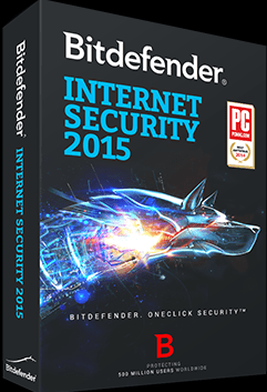Bitdefender Internet Security 2015 - Free Bitdefender Internet Security 2015 License Key ( 9 Months)