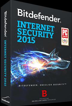 Free Bitdefender Internet Security 2015 License Key ( 9 Months)