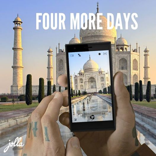 Jolla Smartphone sailfish OS - Jolla's smartphone with Sailfish OS to debut in India on 23rd Sept