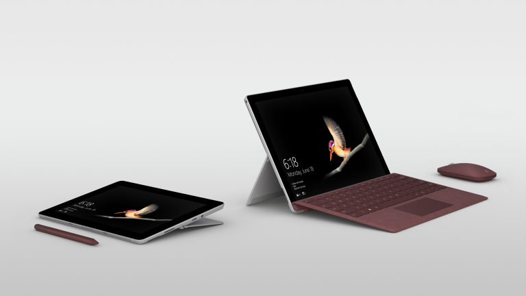 Microsoft announces affordable Surface Go starting at $399
