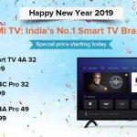 Xiaomi Mi TV 4A, Mi TV 4C Pro, and Mi LED TV 4A Pro Prices slashed in India 2