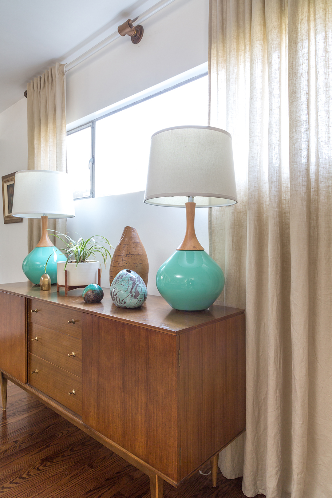 diy lucite curtain rod how to make your