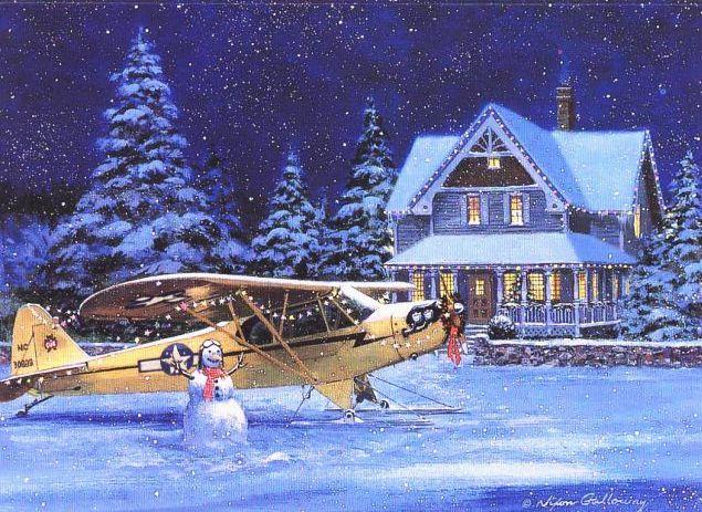 Natal Hora De Mostrar O Melhor Vdeo Para Aviadores