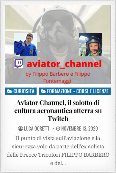 Aviator Channel