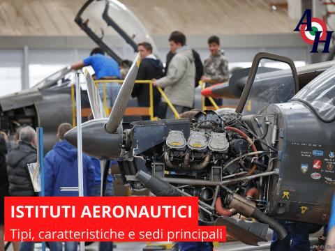 Istituti aeronautici in Italia