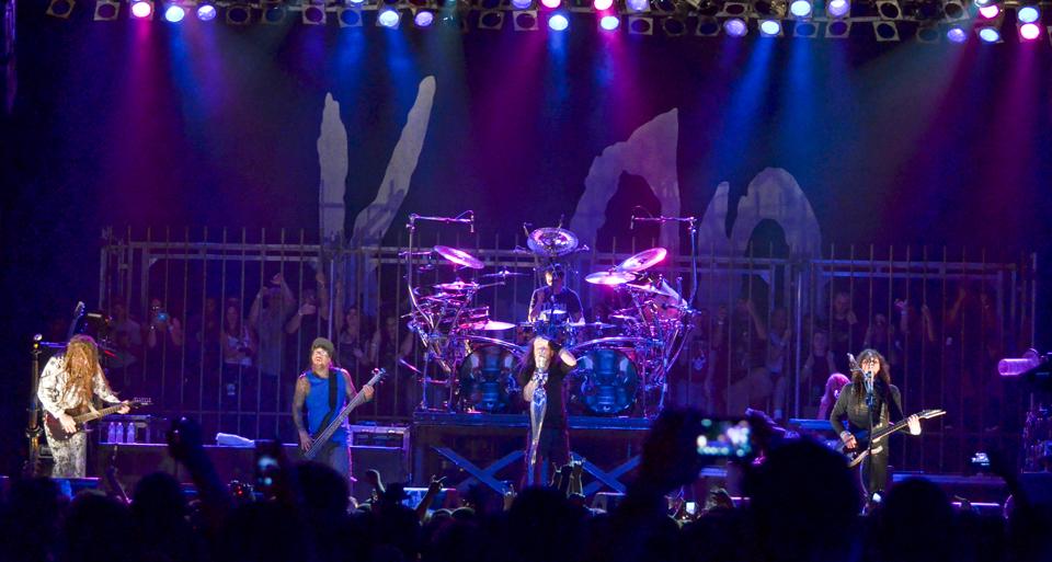 Korn-in-concert