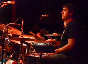 Greg Shutte, drummer