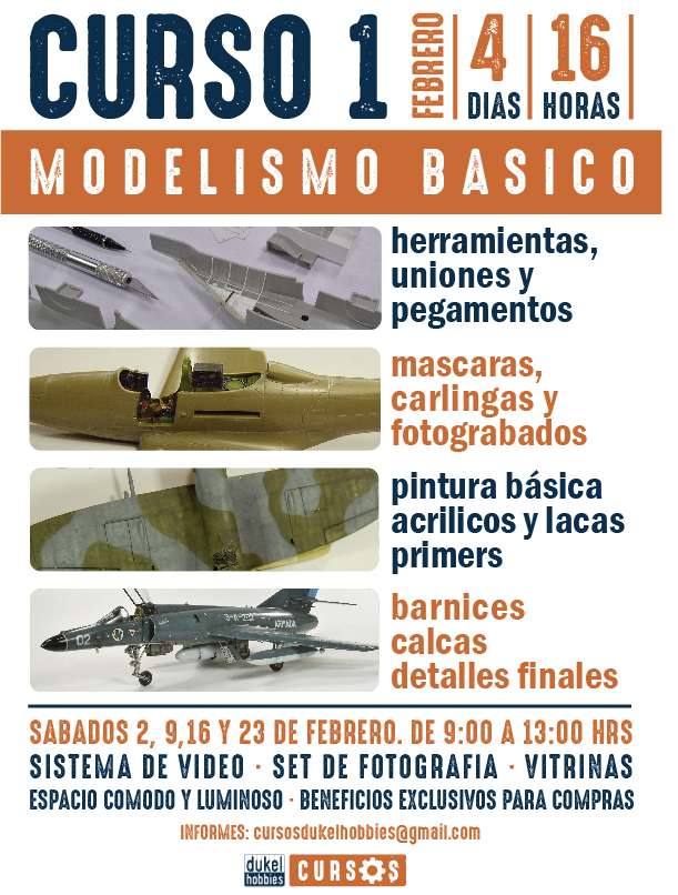 Curso 1 Modelismo Basico Rodolfo Melian