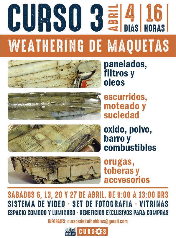 Curso 3 Weathering Rodolfo Melian