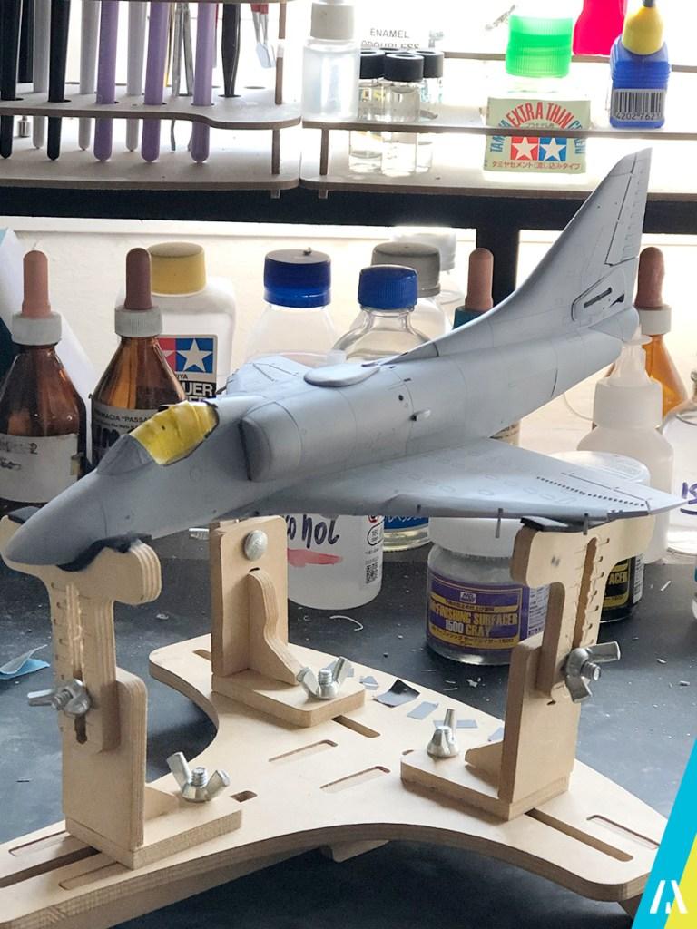A-4Q_skyhawk_pintura