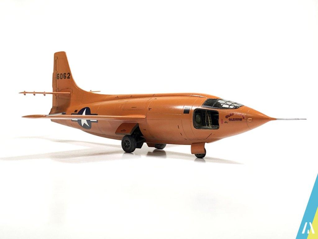 Bell X-1 Glamorous Glennis AAE