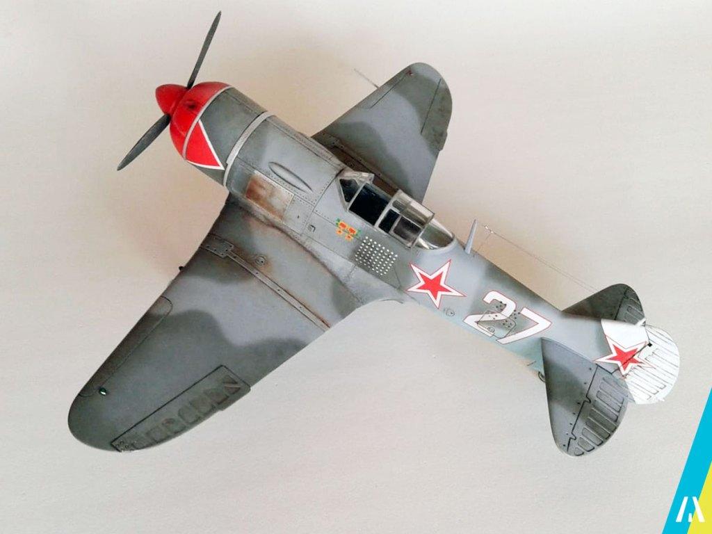 lavochkin la-7