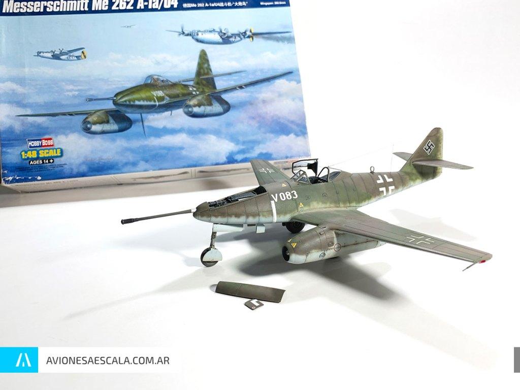 Me 262 a-1a/u4 AAE