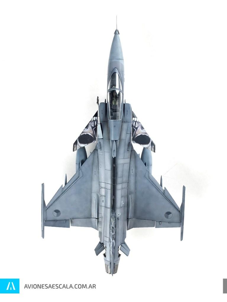 JAS-39C Gripen Revell AAE