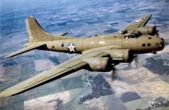 Boeing B-17E. (U.S. Air Force photo)
