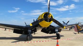 Vought F4U Corsair 1943