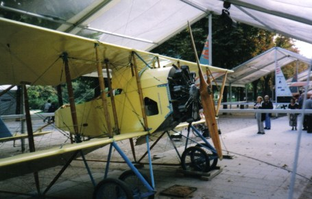 Caudron G.III