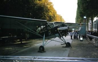 Morane-Saulnier MS.500 Criquet.