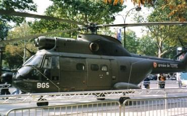 Aerospatiale Puma.