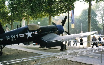 Vought F4U Corsair.