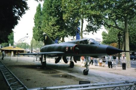 Dassault Mirage III.
