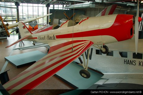 Technikmuseum-Berlin-Klemm-Kl35