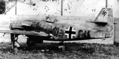Messerschmitt Me-309 V-1
