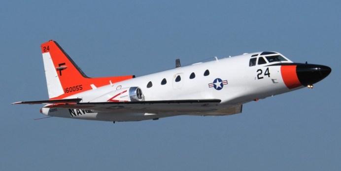 NAA T-39 Sabreliner