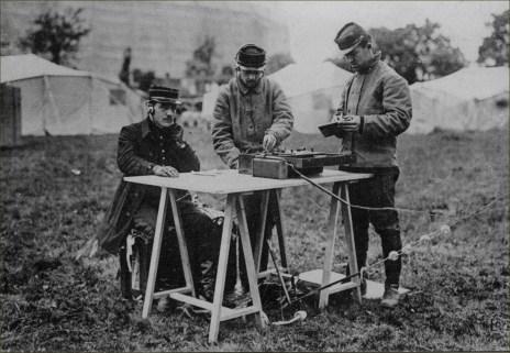 TSF - Poste fixe - 1913